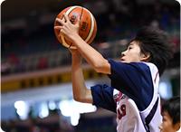 第5回 月刊バスケットボールカップU-15大会