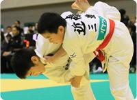 スポーツひのまるキッズ北信越小学生柔道大会