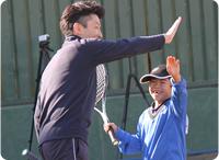スポーツひのまるキッズ 第5回神奈川県小学生ソフトテニス親子大会